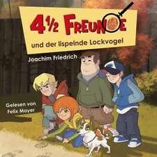 CD * 4 1/2 FREUNDE - FOLGE 1 - UND DER LISPELNDE LOCKVOGEL # NEU OVP !