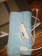 Sunbeam Heating Pad Microplush