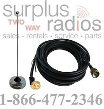 Motorola Antenna Hole Mount Mobile Kit VHF CM200D CM300D M1225 GM300 XPR4350