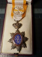 Royal Order of Cambodia Colonial Period Officers -See Store For French Colonial