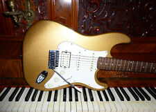 SIOUX E-Gitarre VIG16-G Vintage SSH FAT Gold - made in Korea