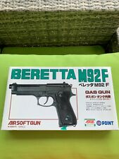Point Co. of Japan Beretta M92F gas airsoft made in Japan