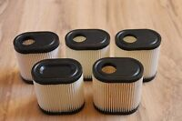5 Air Filters For Tecumseh 36905, 740083A Craftsman 33331
