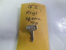 SUZUKI,T500,TS25,TS400,TS90,T125,K10,AS50 Nos oem Pre cut  Key # 153