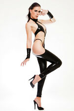 Lycra Go-Go Set: Overall, Arms tulipani, string/Set: Overall, gauntlets, Thong