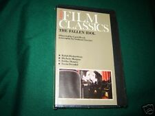 The Fallen Idol New VHS TAPE Classic Video Movie SEALED