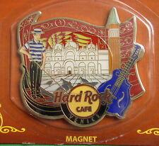 Hard Rock Cafe VENICE Magnet Alternative City View