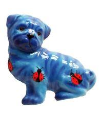 WHIMSICLAY BUG THE PUG  DOG PIN 10043