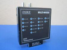 Duke Communications Multi-Modd Ds3 Transceiver Dc-Bu-2-Pf