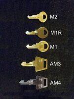 NEW-Foley Belsaw Key Machine Alingment Set-Up Keys,FREE Shipping Locksmith Tools