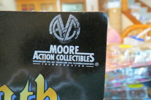 MOORE ACTION COLLECTIBLES LADY DEATH ACTION FIGURE