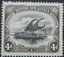 More details for british new guinea/papua 1901 four pence sg 13 mint