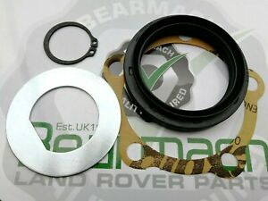 Land Rover Defender 90 110 WHEEL AXLE HUB SEAL GASKET, WASHER, KIT Front or Rear