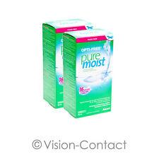 2x Opti-Free Evermoist / Pure Moist - 90 ml / 1 Behälter