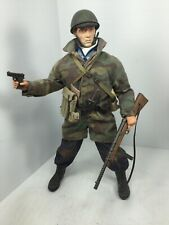 1/6 DRAGON ITALIAN PARATROOPER BERETTA SMG & PISTOL FULL GEAR  WW2 BBI DID 21st