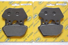FRONT BRAKE PADS fits HARLEY DAVIDSONRoad King 00-04 FLHR FLHRi FLHRCi  01 02