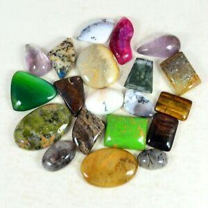 286.30Ctw Wholesale Mixed Lot Gemstone Natural agate jasper Turquoise quartz