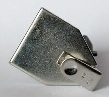 Weighted steel film clip.