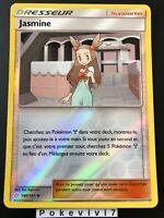 Carte Pokemon JASMINE 145/181 REVERSE Soleil et Lune 9 SL9 FR NEUF