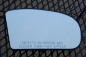 MERCEDES w211 w203 C230 240 320  MIRROR GLASS RIGHT SIDE PASSENGER 2001 2006