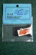 VINTAGE JG mfg. A-44 Stealth No Flex Tranny Brace RC10 Associated NOS 1/10