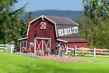 PIKO 62110 American Barn Building G Scale Layout