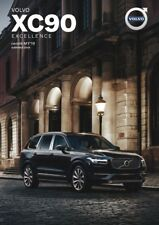 2019 MY Volvo XC90 Excellence 08 / 2018 catalogue brochure
