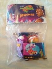 Nerdlucks Space Jam Mcdonalds Toy Nip Warner Bros. 1996 Looney Tunes
