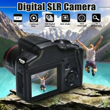 Digital SLR Camera 2.4 Inch TFT LCD Screen 1080P 16X Zoom Anti-shake new