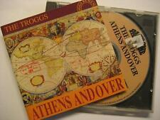 TROGGS THE TROGGS ATHENS ANDOVER CD