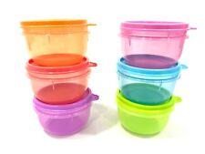 New Tupperware mini bowls 250ml set