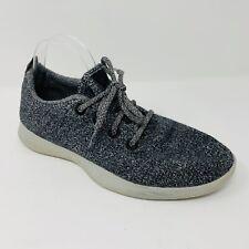Allbirds Men's Wool Runners Natural Grey/Grey Sole Comfort Shoes Size 10