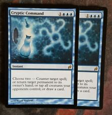 Mtg cryptic command x 1 great condition
