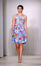 PURELY 7112 ALFRED ANGELO 14 SUNDRESS FLORAL WEDDING PARTY CRUISE DRESS $219.95