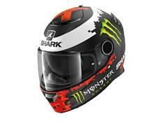 Shark Spartan Replica Lorenzo GP KRG Motorcycle Helmet NEW SALE SAVE £80