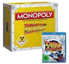 Winning Moves Monopoly - Zurück in die Zukunft Collector's Edition Brettspiel (44307)