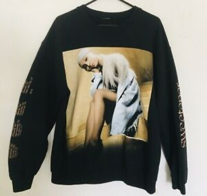 Ariana Grande Sweetener World Tour 2019 Merch L Crewneck Sweatshirt