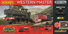 Hornby R1173 The Western Master DCC Train Set with E-Link OO Gauge