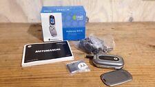 Motorola W315 Alltel Flip Cell Phone Gray
