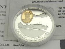 pièce de monnaie Canada 20 Dollars 1990 PP #11