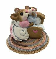 "Wee Forest Folk: ""Beddy-Bye Mousey"" Mother, Baby, Collectibles, M-69"