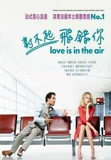 "Jonathan Cohen ""Love Is In The Air"" Ludivine Sagnier HK Version Region 3 NEW DVD"