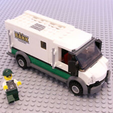 Lego Genuine City Armour Bank Cash Truck Security Van from Cargo Train 60198 NEW