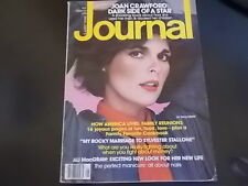 Ali MacGraw, Joan Crawford, Tatum O'Neal - Ladies Home Journal Magazine 1978