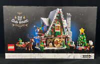 LEGO 10275 Winter Village Collection Elf Club House, New Sealed! Ready to Ship!