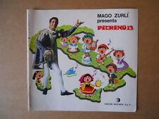 Scheda di partecipazione MAGO ZURLI presenta PIERINO 1972 Dischi Ricordi  [C88]