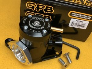 Blow off valve for Subaru FORESTER XT MY05-08 Dual port BOV GFB Respons T9003