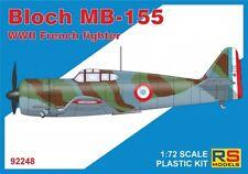RS Models 1/72 Model Kit 92248 Bloch MB-155