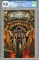 Dark Nights Death Metal #1 CGC 9.8 Unknown Comics Edition B Kael Ngu Cover