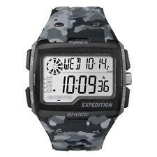Orologi da polso digitale Timex Expedition con cinturino in gomma/silicone